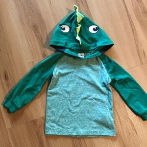 Carters 18 month Dino hoodie